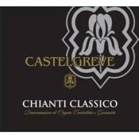 Вино Castelli Del Grevepesa Castelgreve Chianti Classico, 2015 (0.75 л)