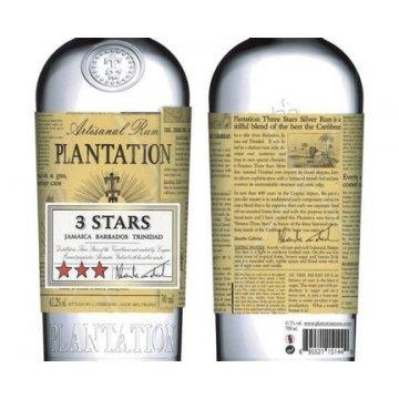 Ром Cognac Ferrand Plantation 3 Stars (0.7 л)