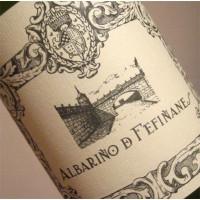 Вино Bodegas del Palacio de Fefinanes Albarino de Fefinanes (0,75 л)
