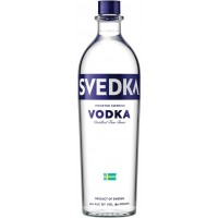 Водка Svedka Vodka (0,75 л)