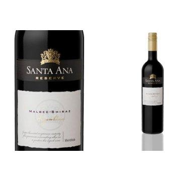 Вино Santa Ana Reserve Malbec / Shiraz (0.75 л)