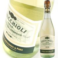 Игристое вино GIV, Cavicchioli Lambrusco Emilia Bianco Dolce IGT (0.75 л)
