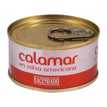 Calamar en salsa americana, 80г