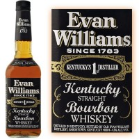 Бурбон Evan Williams Black Bourbon (0.75 л)