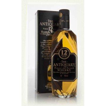 Виски Antiquary 12 Year Old (0.7 л)