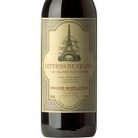 Вино Maison Bouey Lettres De France Rouge Moelleux (0.75 л)