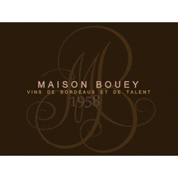 Вино Maison Bouey Letters De France Cabernet Sauvignon, 2016  (0.75 л)