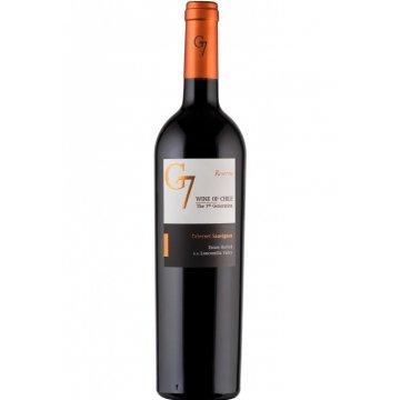 Вино Carta Vieja G7 Reserve Cabernet Sauvignon (0.75 л)