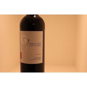 Вино Carta Vieja G7 Carmenere (0.75 л)