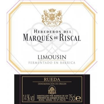 Вино Marques de Riscal, Limousin (0,75 л)