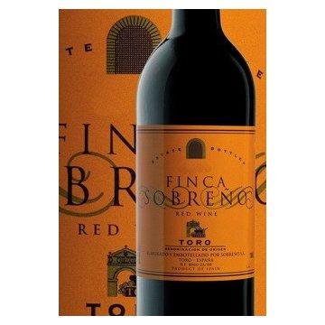 Вино Bodegas Sobreno, Finca Sobreno Crianza (0,75 л)