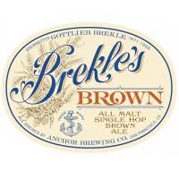 Пиво Anchor Brekle's Brown (0,355 л)