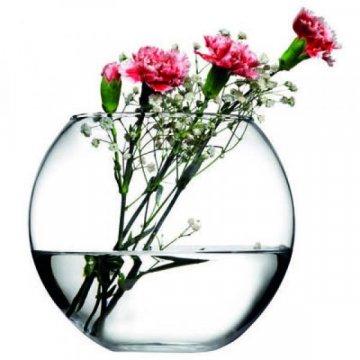 Ваза шар 16 см Flora