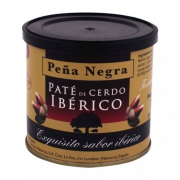 Pate de Cerdo Iberico, 250г