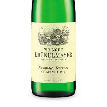 Вино Brundlmayer Gruner Veltliner Kamptaler Terrassen (0,75 л)