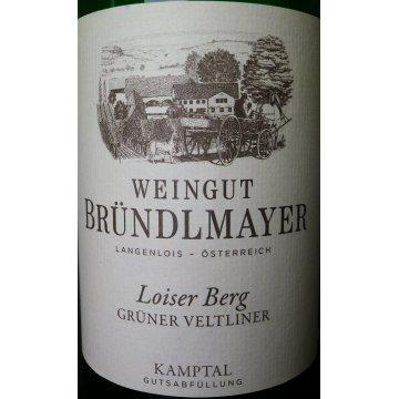 Вино Brundlmayer Gruner Veltliner Loiser Berg (0,75 л)