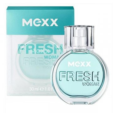 Mexx Fresh туалетная вода 30мл (ж) New Design
