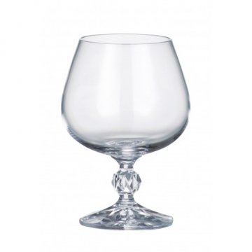 Набор бокалов для коньяка Bohemia Claudia 250 мл, 6 шт. Клаудиа