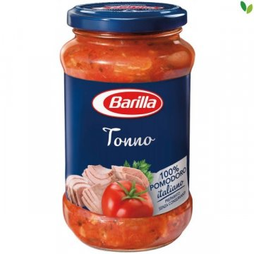 Соус для пасты Barilla Sugo al Tonno, 400 мл