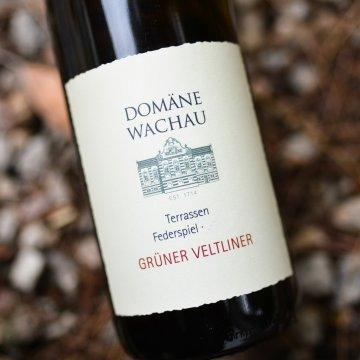 Вино Domane Wachau Gruner Veltliner Federspiel Terrassen (0,375 л)