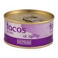 Tacos al ajillo, 80г