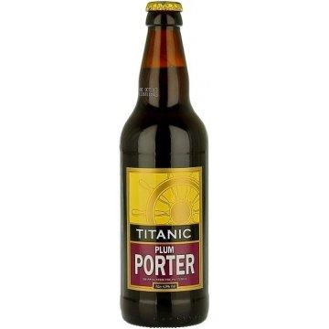 Пиво Titanic Plum Porter (0,5 л)