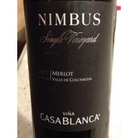 Вино Casablanca Merlot Nimbus (0,75 л)