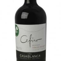 Вино Casablanca Cabernet Sauvignon Cefiro (0,75 л)