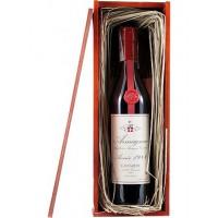 Коньяк Armagnac Castarede, wooden box, 1988 (0,7 л)