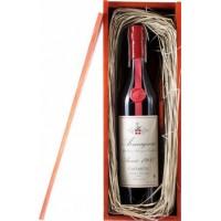 Коньяк Armagnac Castarede, wooden box, 1987 (0,7 л)