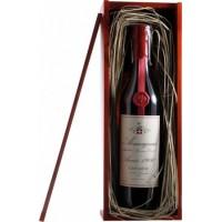 Коньяк Armagnac Castarede, wooden box, 1980 (0,7 л)