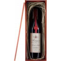 Коньяк Armagnac Castarede, wooden box, 1969 (0,7 л)