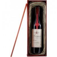 Коньяк Armagnac Castarede, wooden box, 1968 (0,7 л)