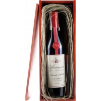 Коньяк Armagnac Castarede, wooden box, 1963 (0,7 л)