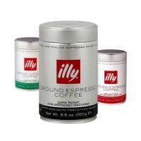 Кофе ILLY Espresso (молотый), 250 г