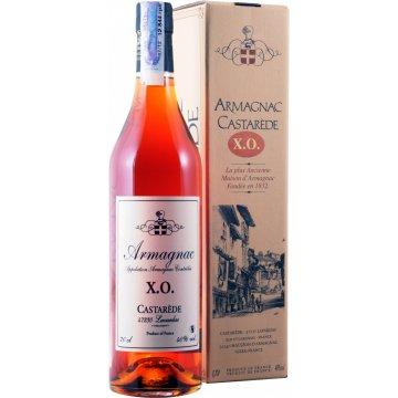 Коньяк Castarede Armagnac XO, gift box (0,7 л)