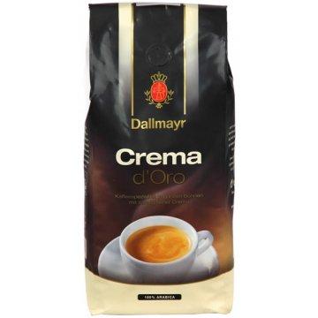 Кофе Dallmayr Crema d'Oro, 1 кг (в зернах)