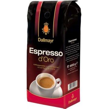 Кофе Dallmayr Espresso d'Oro, 1 кг (в зернах)