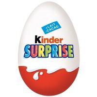 Яйцо шоколадное Kinder surprise, 20 г