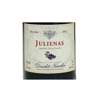 Вино Doudet Naudin Julienas (0,75 л)