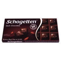 Шоколад Schogetten Dark Chocolate, 100 г