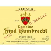 Вино Zind-Humbrecht Pinot-Gris (0,75 л)