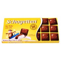 Шоколад Schogetten for Kids, 100 г