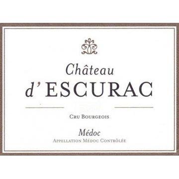 Вино Chateau d'Escurac, 2011 (0,75 л)