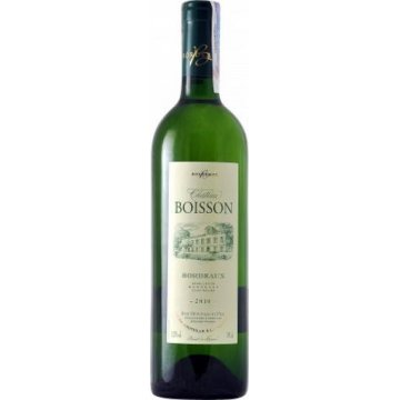 Вино Chateau Boisson Blanc (0,75 л)
