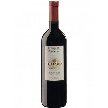 Вино Toso Piemonte Barbera Tradizione, (0.75 л)