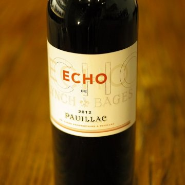 Вино Chateau Lynch Bages Echo de Lynch Bages, 2012 (0,75 л)