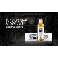 Виски Kilkerran 12 Years Old (0,7 л) Tube