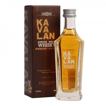 Виски Kavalan Single Malt (0,05 л.)