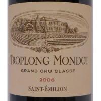 Вино Chateau Troplong Mondot, 2006 (0,75 л)